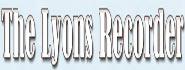 Lyons Recorder