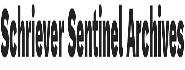 Schriever Sentinel