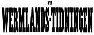 Nya-Wermlands-Tidningen