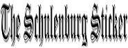 Schulenburg Sticker