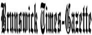 Brunswick Times Gazette