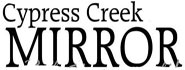 Cypress Creek Mirror