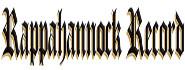 Rappahannock Record