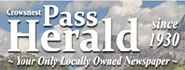 Crowsnest Pass Herald