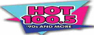 HOT 100.5 FM