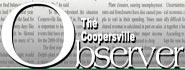 Coopersville Observer